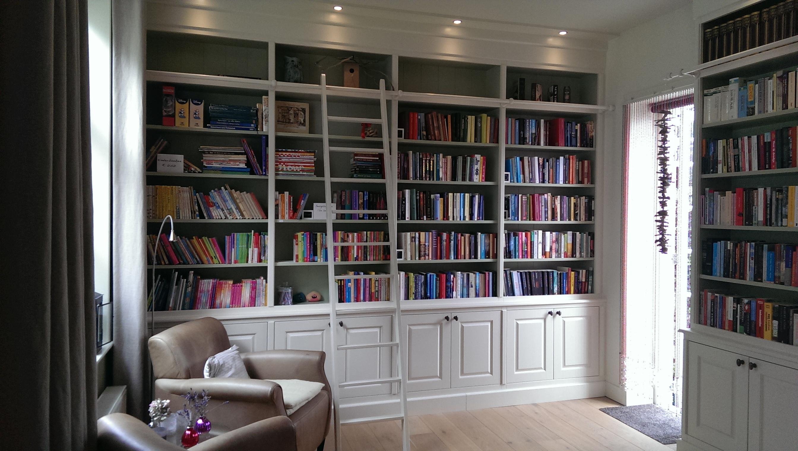 De Bibliotheek Kamer : Zelf een bibliotheek beginnen zwerven door het alledaagse