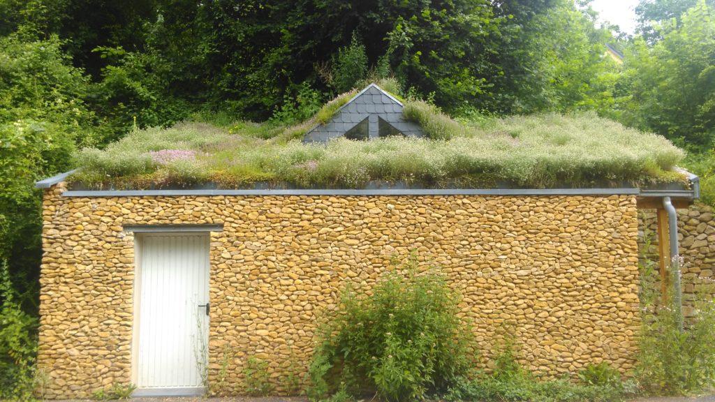 Groen dak Vaals