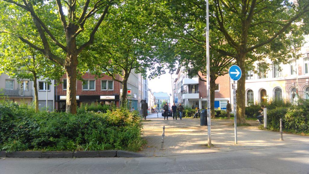 Buurtdemocratie pleintje in Aken (1)